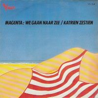Cover Magenta [BE] - We gaan naar zee